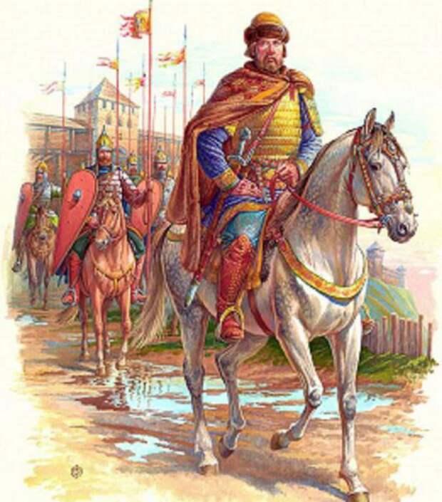 О том, как воевали, побеждали и терпели поражения наши далекие предки