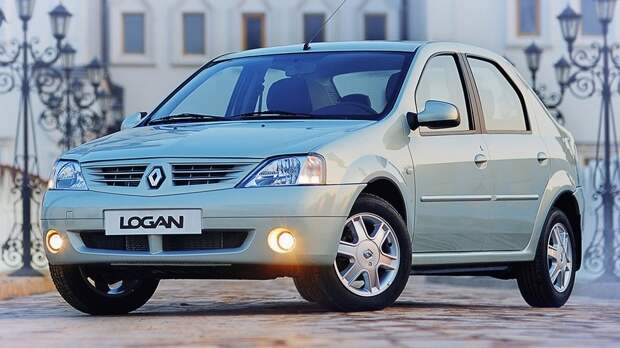 Renault Logan: плюсы и минусы