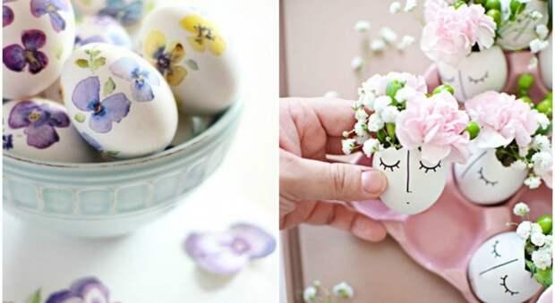 Идеи для яиц