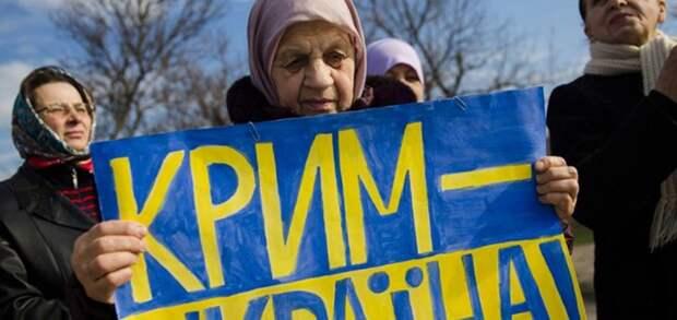 Шведские журналисты назвали политику Киева по Крыму военным преступлением