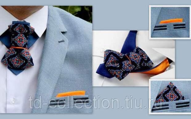 Необычные галстуки бабочки