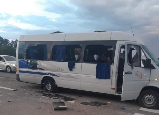 Баштовой раскрыл новые подробности нападения на автобус в Харькове