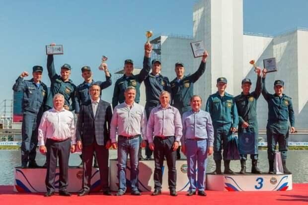 Финал Открытого Чемпионата города Москвы по боевому развертыванию прошел в Москве