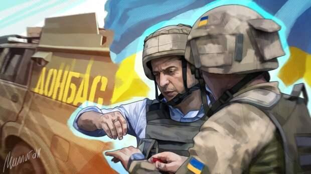 Марков: заявлением по Донбассу Франция и Германия де факто поддержали войну