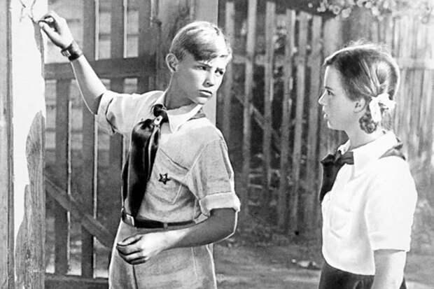 """На фильме """"Тимур и его команда"""" выросло не одно поколения советских детей."""