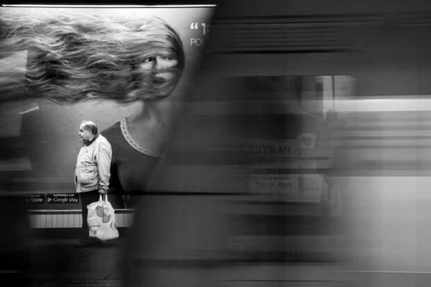 Победитель и финалисты конкурса уличной фотографии SPi Street Awards 2018