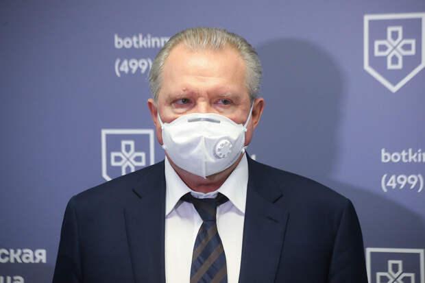 Власти Москвы ожидают новый всплеск заболеваемости COVID