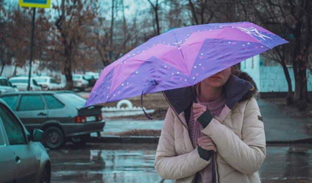 22апреля вОренбуржье прогнозируют дожди