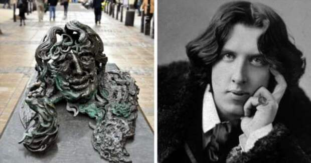 Самые неудачные скульптуры известных людей
