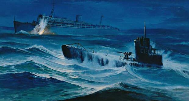 Подводные лодки США