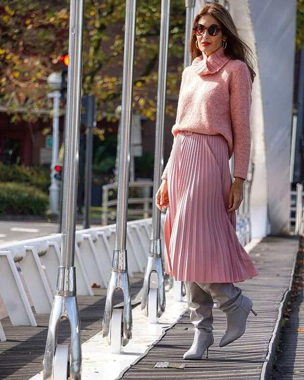 5 простых приемов в одежде, которые визуально сделают женщину моложе