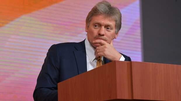 """Песков ответил на ультиматум Богдана Путину: """"Ни назад, ни вперёд"""""""