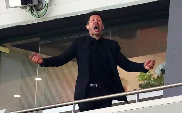 Игнатьев: «Симеоне сказал, что «Атлетико» очень нужны очки в Лиге чемпионов. Первый попадется под руку «Локомотив»