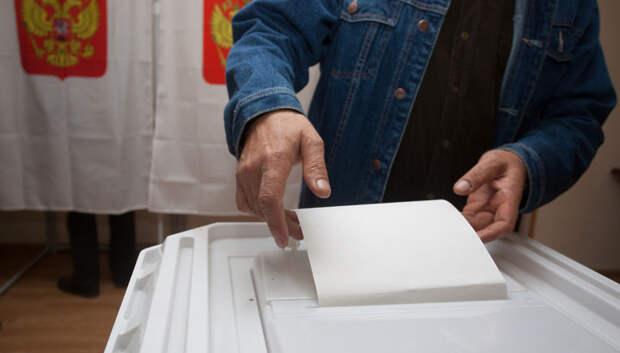 Около 1 тыс подольчан приняли участие в предварительных выборах депутата