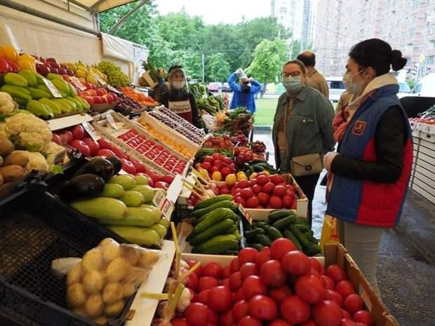 В Бескудниковском районе открылась круглогодичная межрегиональная ярмарка