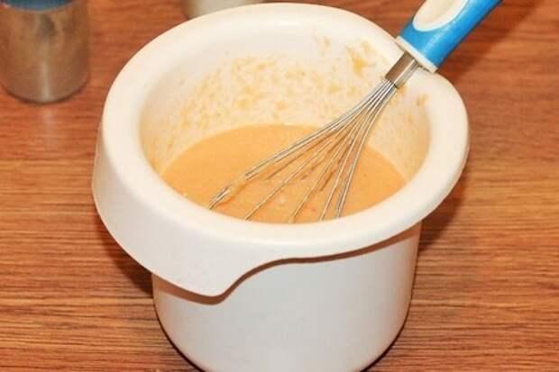 Пирог с начинкой в пряном соусе: фото шаг 10