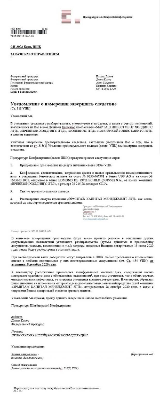 Санкции по «Акту Магнитского», которого нет
