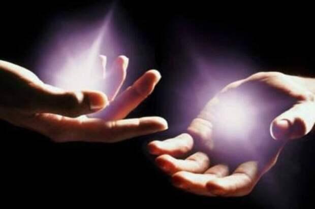 Как исцелять себя и близких руками...