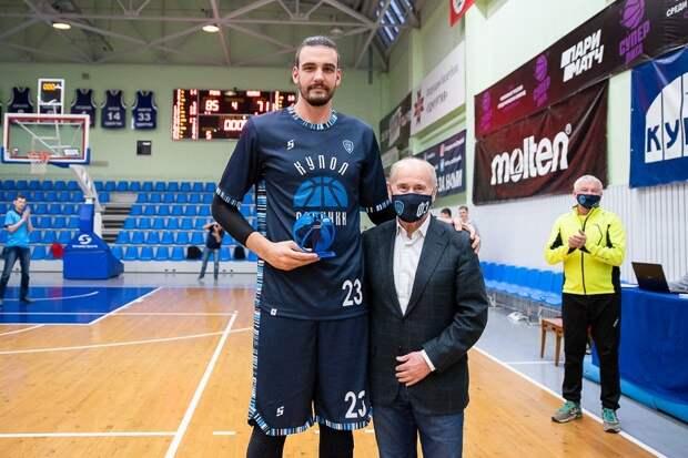 Баскетболисты «Купол-Родников» заняли второе место на турнире в Ижевске