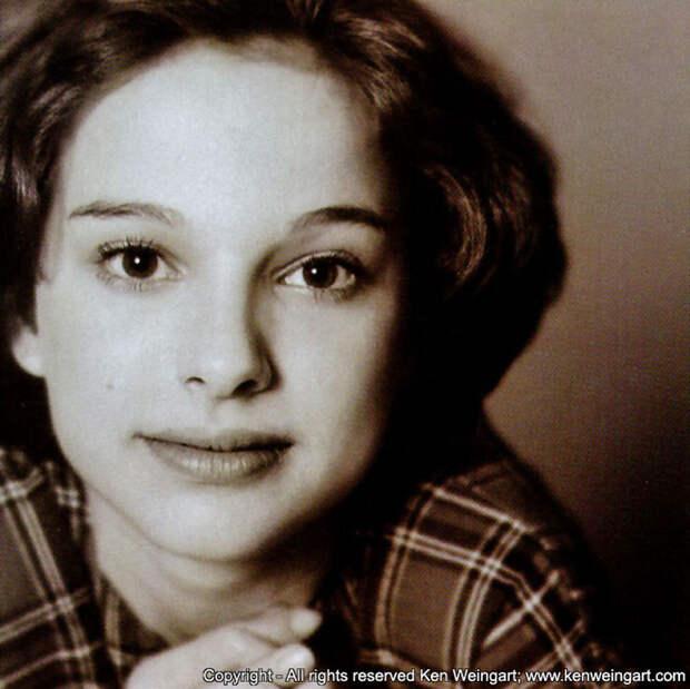 Натали Портман (Natalie Portman) в фотосессии Кена Вайнгарта (Ken Weingart) (1994), фото 15