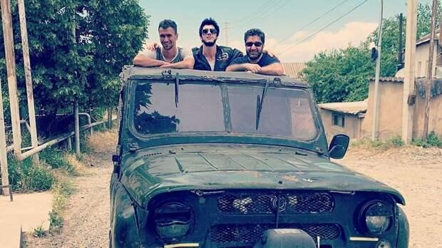 «Готов взять автомат и ехать на фронт!» Экс-футболист «Спартака» Маляка играет в Армении и хочет защищать Карабах