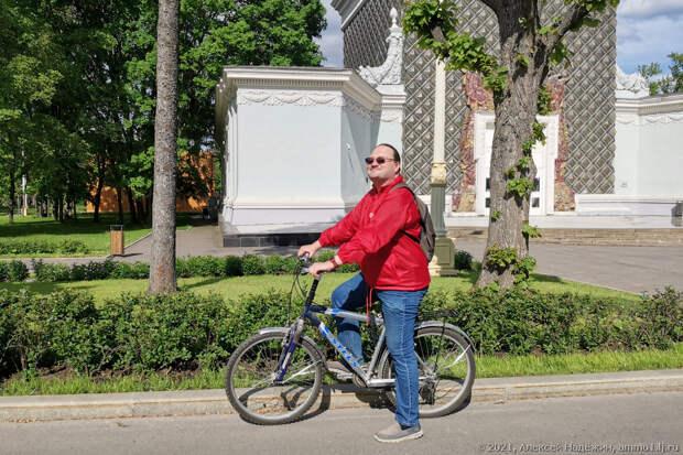 Удлинитель стойки руля велосипеда - делаем из горного велика городской