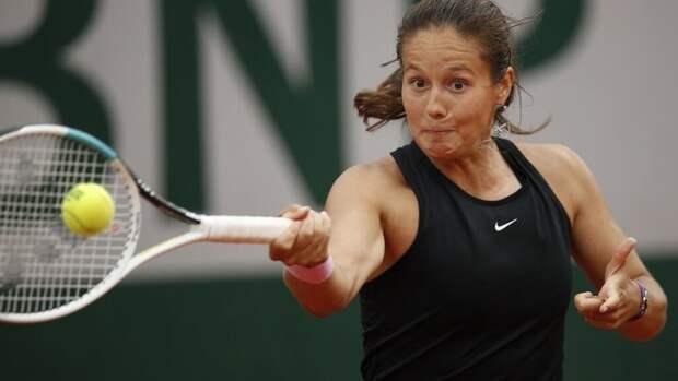 Касаткина проиграла Остапенко вчетвертьфинале турнира вИстборне