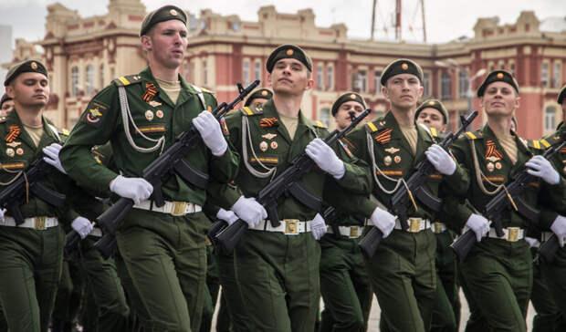 Из-за генрепетиции Парада Победы в Ростове перекроют центр