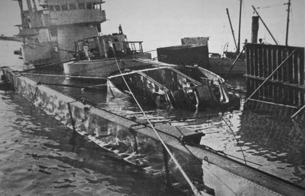 Как британцы потопили итальянские линкоры в Таранто