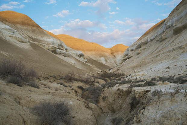 Самое красивое место в Казахстане — планета Татуин