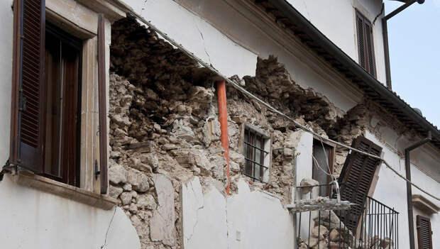 Землетрясение магнитудой 5,4 произошло у берегов Мексики