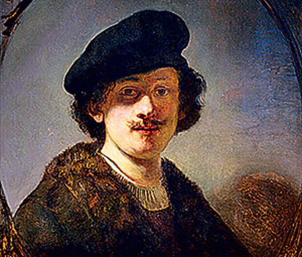 """""""Даная"""":13 символов, зашифрованных в картине Рембрандта"""