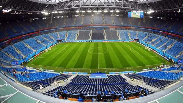 Источник: финал Лиги чемпионов 2021 года пройдёт в Санкт-Петербурге