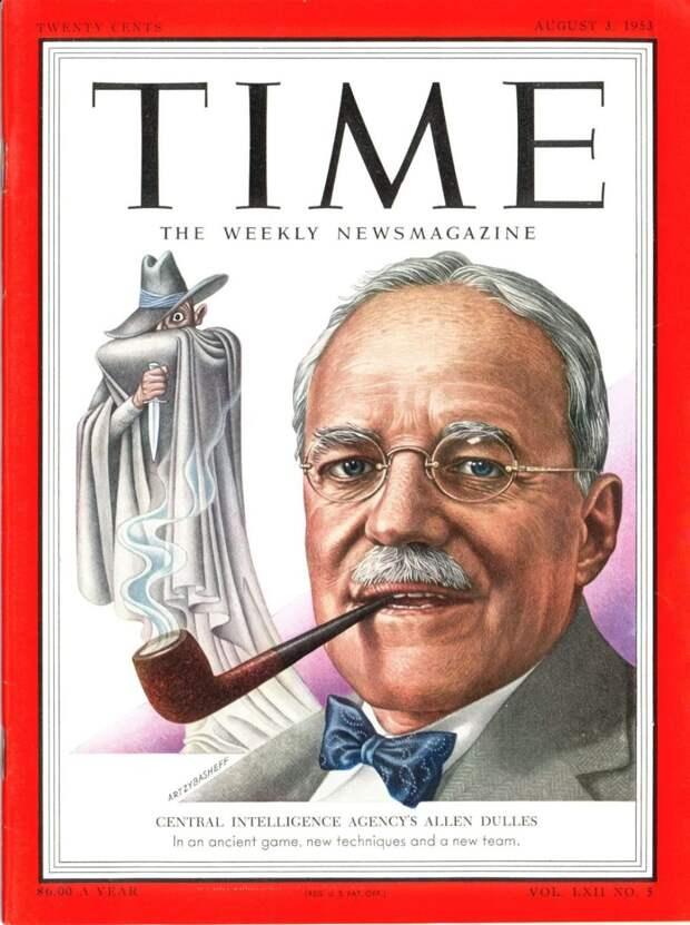 Зачем американскому разведчику Аллену Даллесу так необходимо было стать директором ЦРУ?