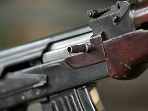 Тайник с огнестрельным оружием обнаружили у жителя Подмосковья