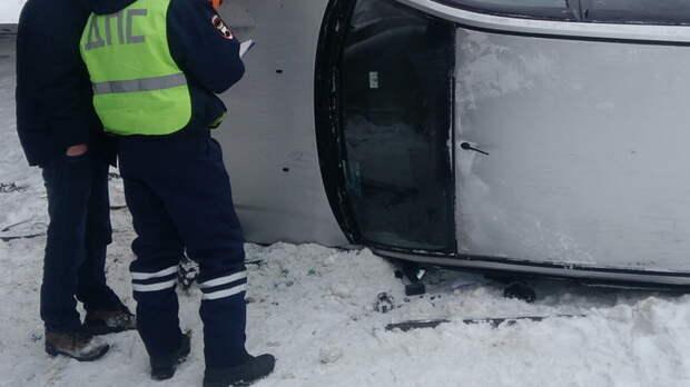 Ростовчанин попал вДТП наугнанной машине ивернул автомобиль владельцу