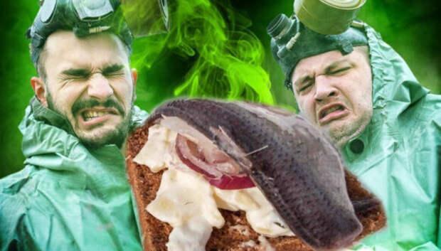 6 очень странных скандинавских блюд из рыбы, от которых туристов воротит