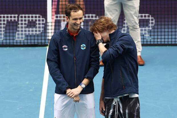 Селиваненко: «Кубок ATP наши ребята провели на одном дыхании»