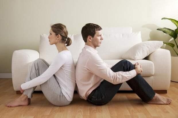 Избавившись от своего партнера, ты не избавишься от проблемы