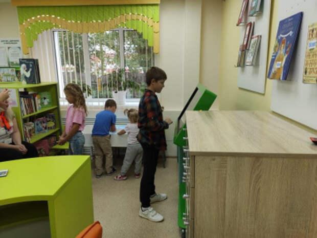 В Кировской области открылась модельная библиотека