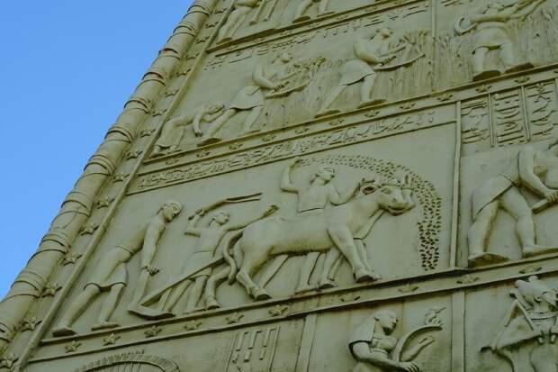 Египетские ворота в Царском Селе: история, сюжеты, значение (3)