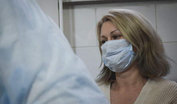 В Оренбуржье за сутки коронавирус диагностирован у 82 человек