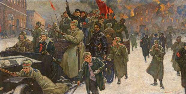 Англосионистский переворот 1917-го года и его последствия