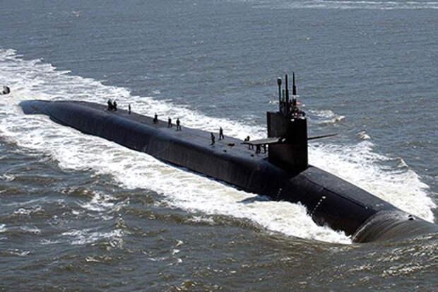 Подводная лодка «Флорида»