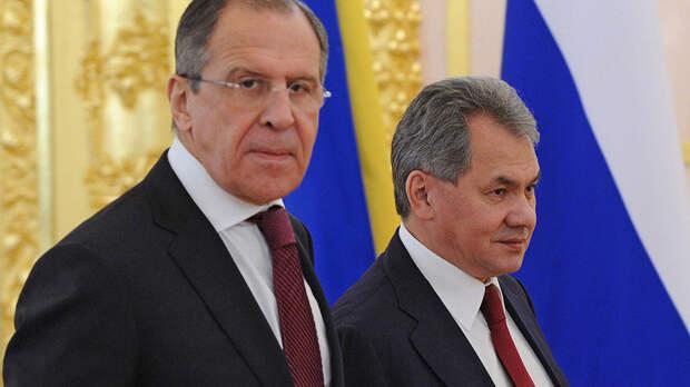 Лавров и Шойгу заткнули рот главе Пентагона: достойный ответ за призыв к РФ быть «нормальной страной»
