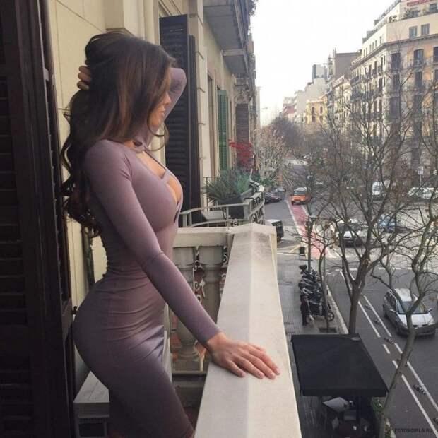 Красивая девушка - эстетика
