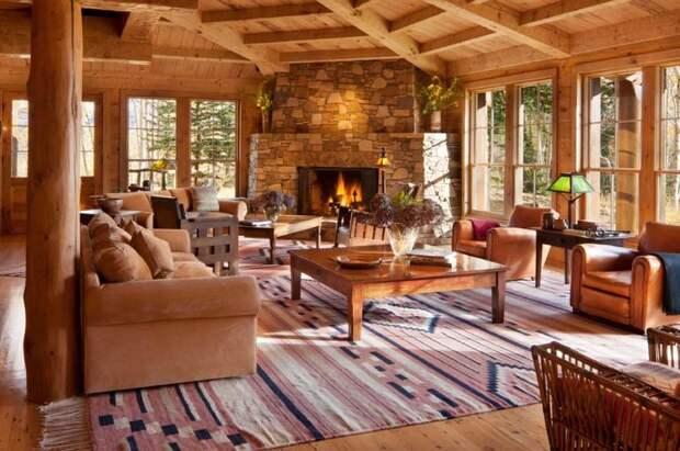 Правильное утепление деревянного дома каменной ватой
