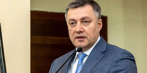 Что произошло с губернатором Иркутской области?