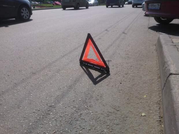 В Удмуртии 18-летний водитель самодельного мопеда сбил человека