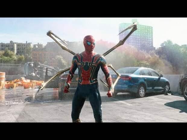 """""""Привет, Питер"""". Трейлер нового """"Человека-паука"""" разобрали на мемы"""
